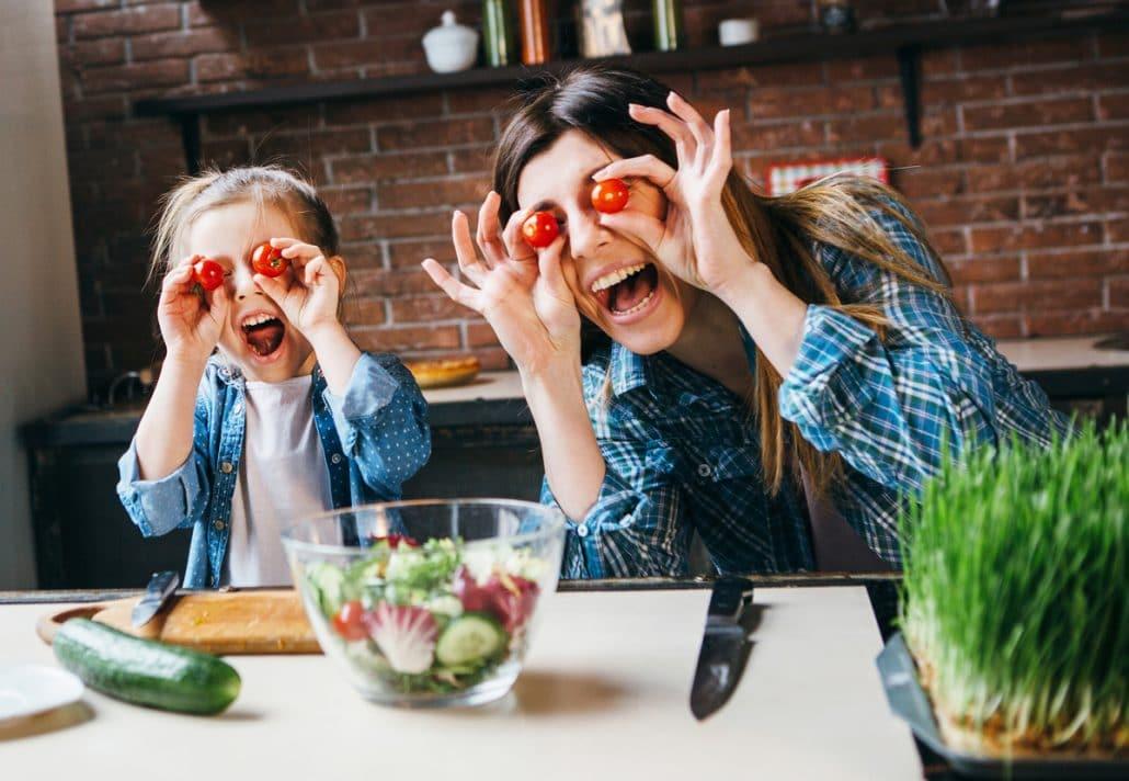 Experimenteren en leren in de keuken
