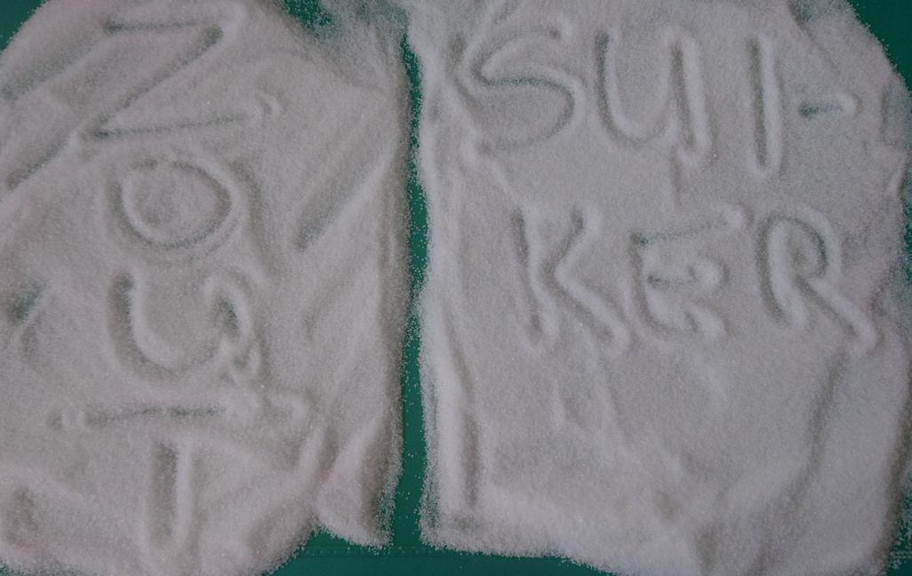 De zout- en suikermaxdag